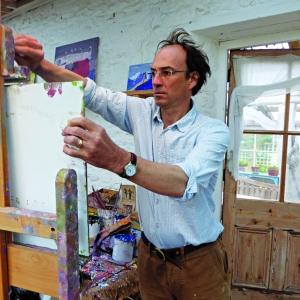 Julian Bailey in Studio