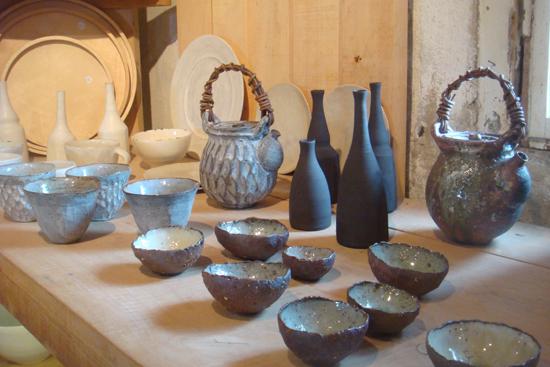 Akiko Hirae ceramics delivery