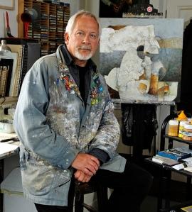 Paul Jones - studio portrait 1