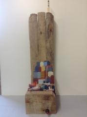Ian McKay Pallet Port II 48 cm high