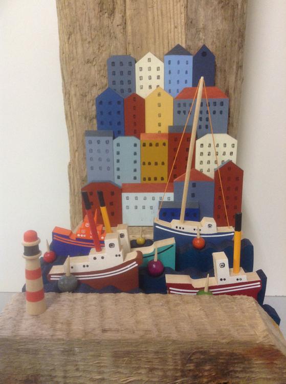 Ian McKay Pallet Port II