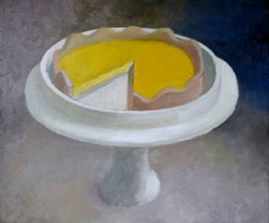 Lemon Tart by Robin Rae