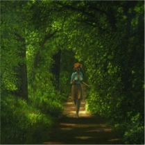 9. Running Woman