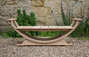 In Time Bench by Petter Southall