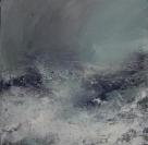 Wind-Skordet Janette Kerr oil on canvas 41x41cm £1,500