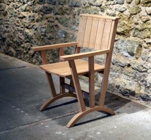 Spoke chair web