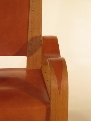 Detail Deco Reading Chair by Petter Southall