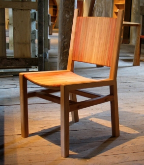 Scandia Wooden Chair