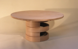 The Three and Two Half Rings Table