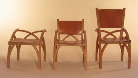 Variations on a theme Treble Zero Chairs