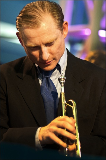 Ian Smith Trumpet portrait