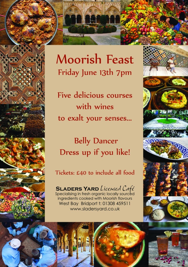Moorish Feast poster copy
