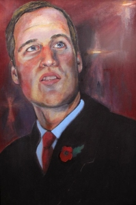 Duke of Cambridge 'Fatherhood' by Dan Llywelyn Hall