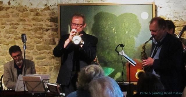 Great Jazz and Art at Sladers Yard 2 copy
