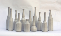 Akiko Hirai Still Life Bottles