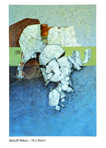 Paul Jones 4 Seacliff Return 76 x 50cm