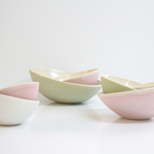 Luna Bowls small £29.95, medium £34, large £45