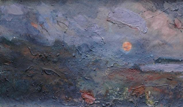 3. Mackerel Moon 58 x 88 cm