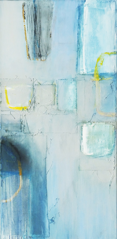 Martyn Brewster 31 Coastal Light 152 60 x 50 cm oil on canvas £3800