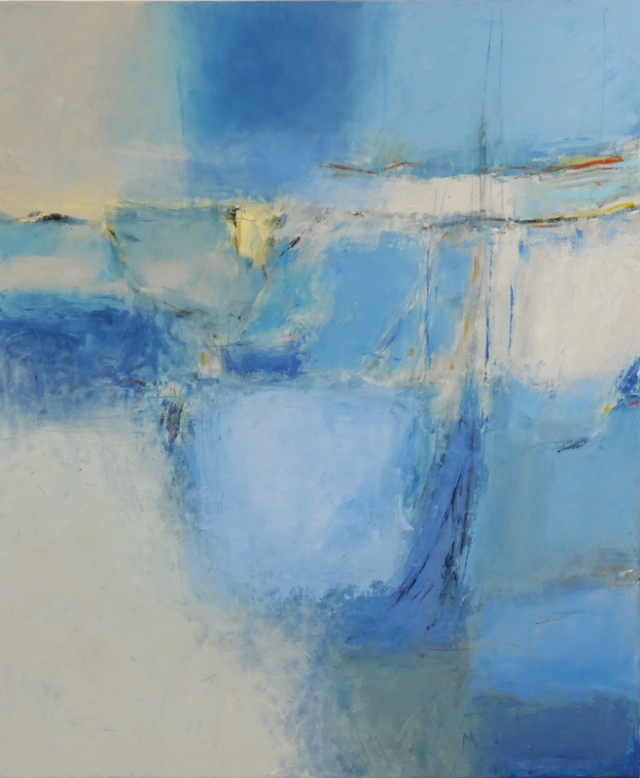 Martyn Brewster 6 Coastal Light 5 120 x 100 cm oil on canvas £7800