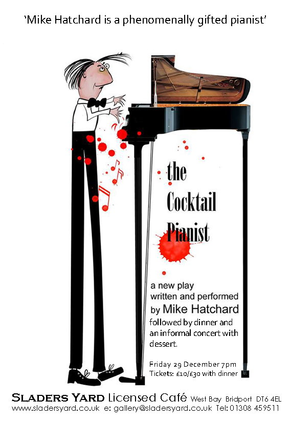 cocktail pianist poster