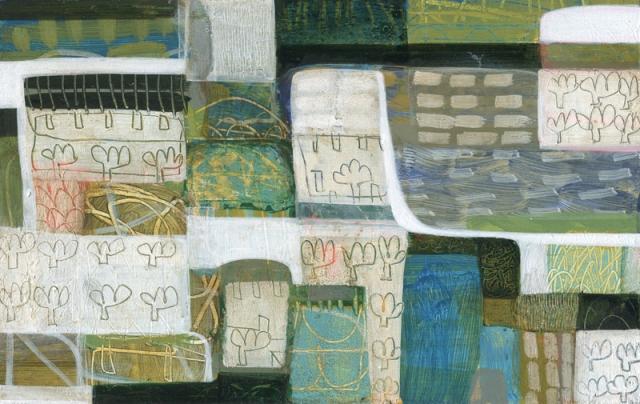 Anne Davies Arbour 16 x 25 cm £380