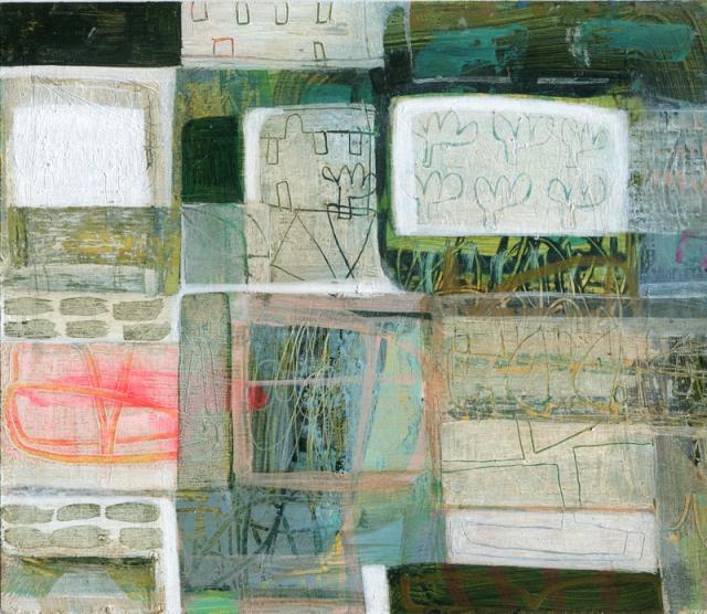 Anne Davies Rewilder 16 x 25 cm £380