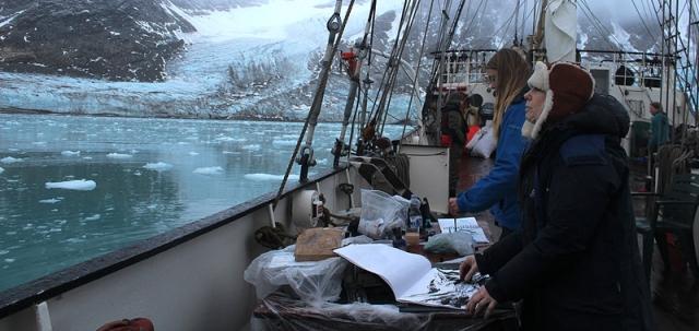 Janette Kerr Svalbard