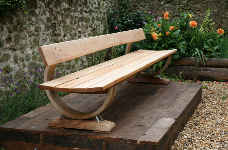 Petter Southall Rest Assured Bench 10 Foot Long Sladers Yard