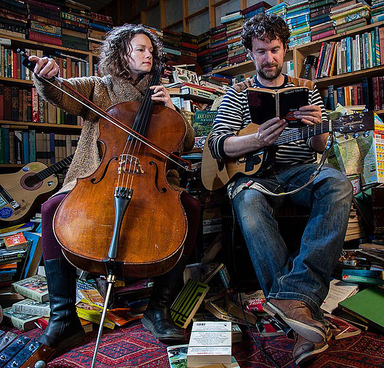 THE BOOKSHOP BAND