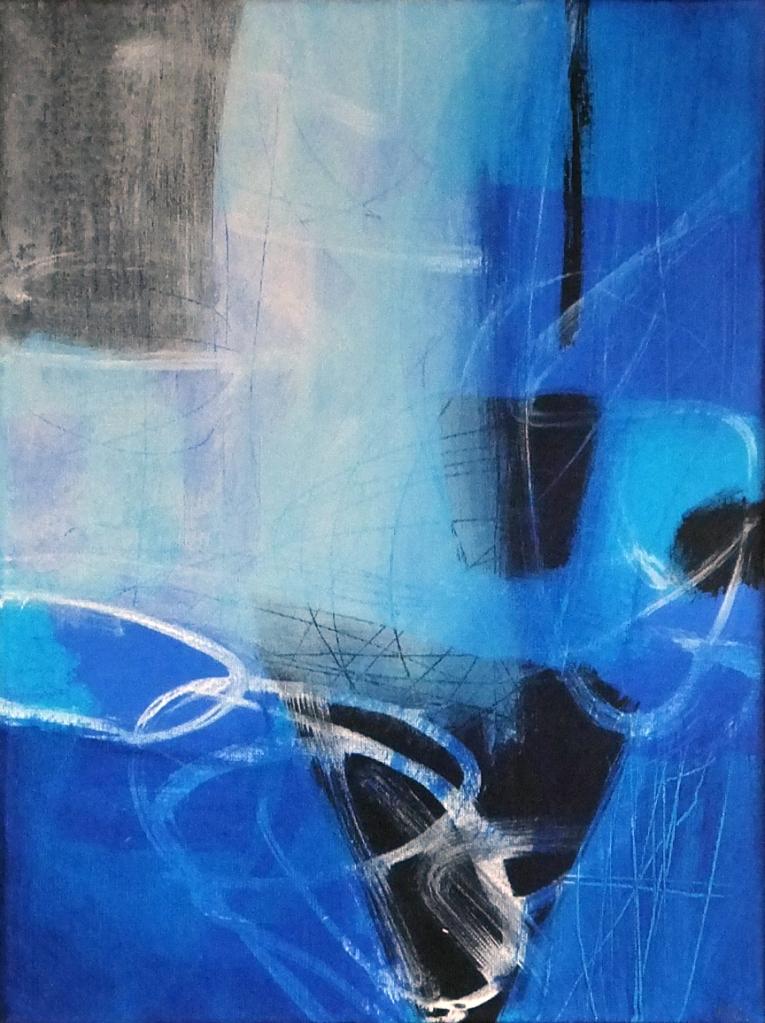 Nocturne No.5  40 x 30 cm  £1,400